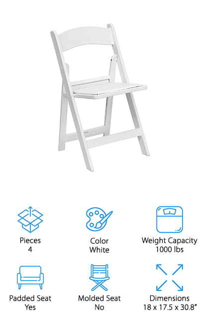 HERCULES™ Resin Folding Chair