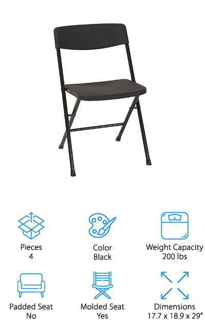 Best Resin Folding Chairs