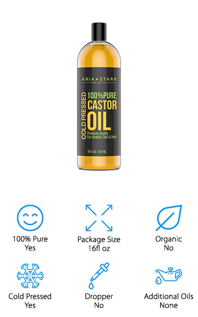 Best Castor Oils for Your Beard