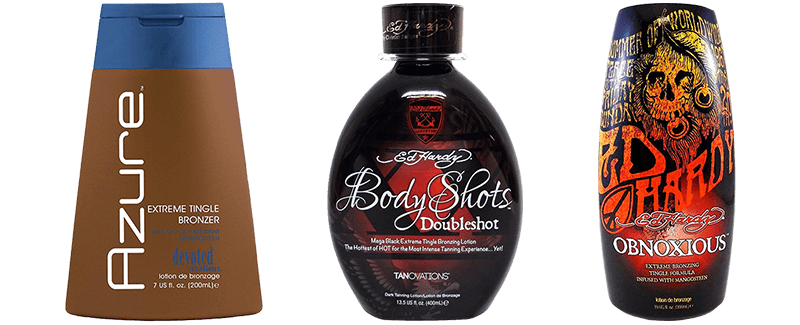 Best Tingle Tanning Lotions