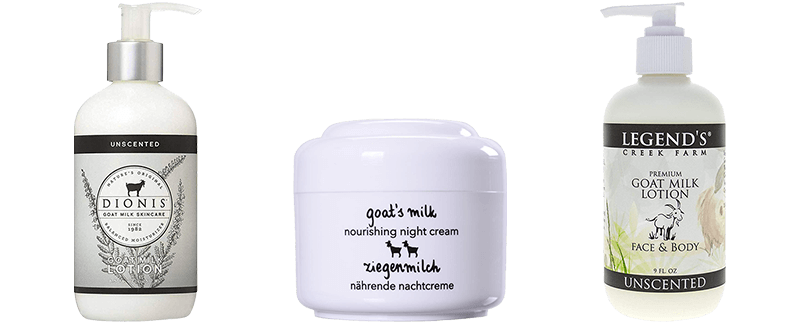 Best Goat Milk Lotions