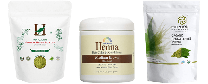 Best Henna for Hair