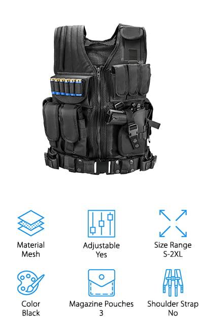 Marmot Tactical Vest
