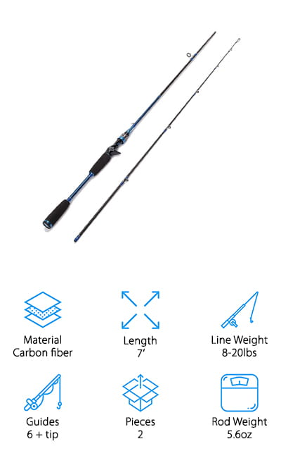 Entsport Sirius Fishing Rod