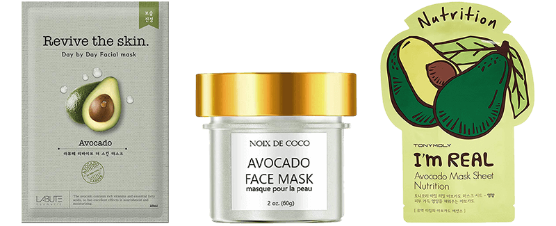 Best Avocado Face Masks