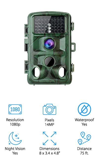 Best Wireless Trail Cameras
