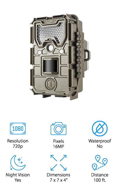 Bushnell Essential E3 Trail Camera
