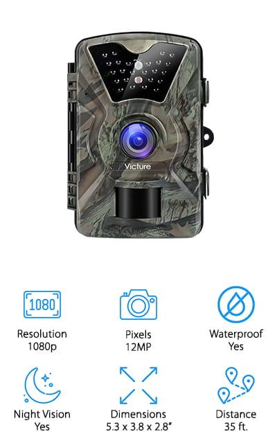 Victure Trail Game Camera