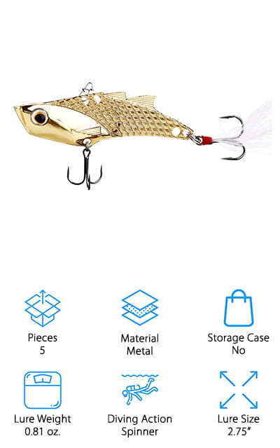 YONGZHI Fishing Lures