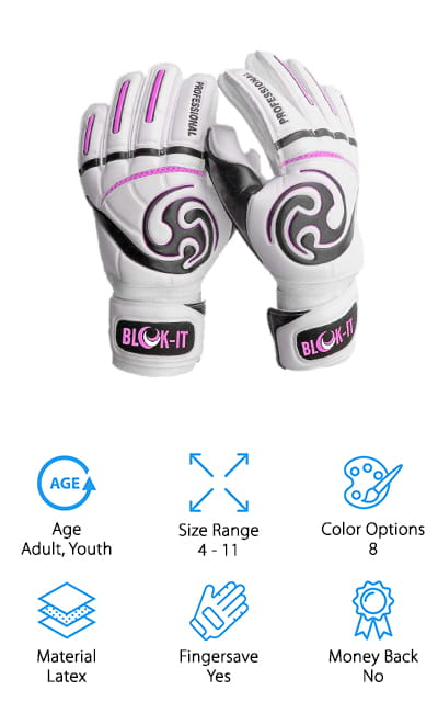 Blok-IT Goalkeeper Gloves