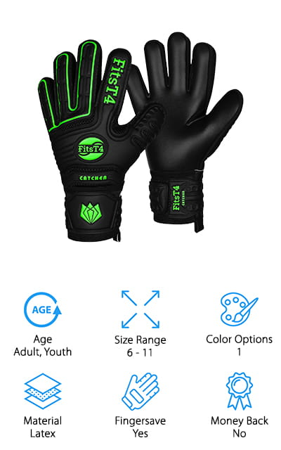 FitsT4 Goalkeeper Gloves