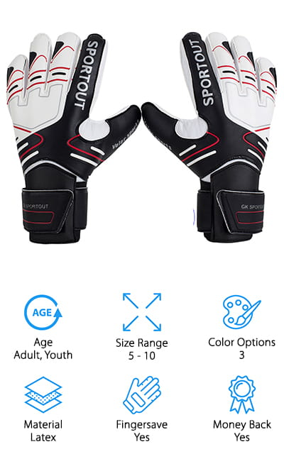 Sportout Goalkeeper Gloves