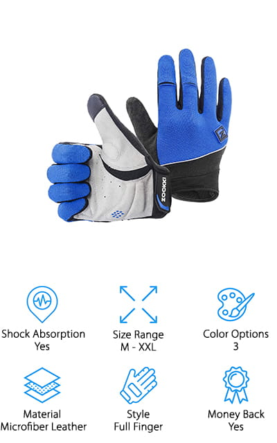 ZOOKKI Mountain Bike Gloves