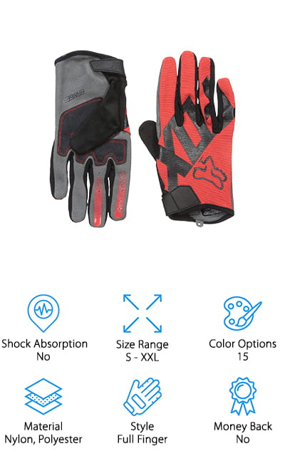 Fox Racing Ranger Bike Gloves