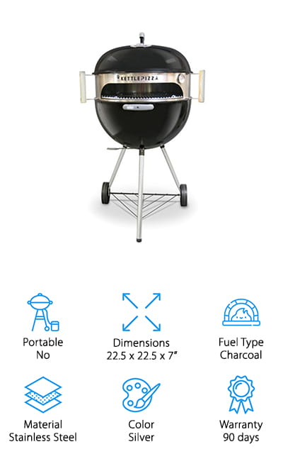 KettlePizza Basic Pizza Oven