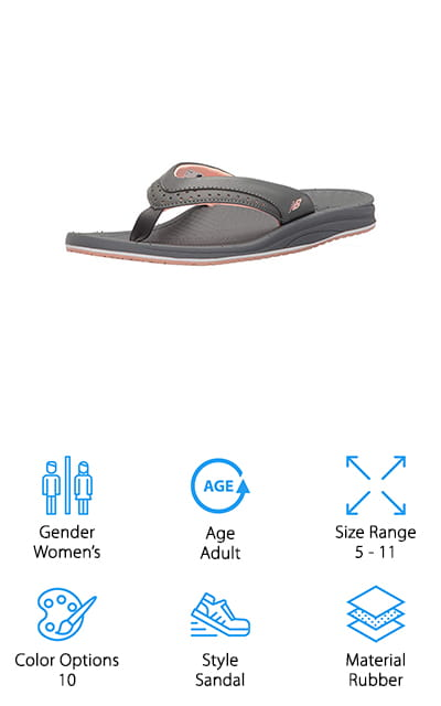 New Balance Renew Thong Sandal