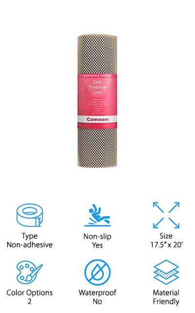 Camoom Thick Shelf Liner