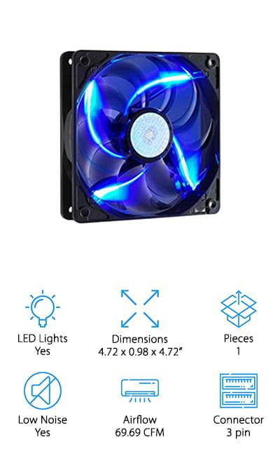 Cooler Master SickleFlow PC Fan