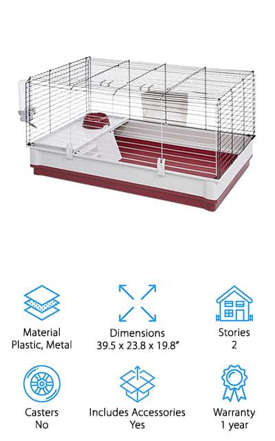 MidWest Wabbitat Rabbit Home