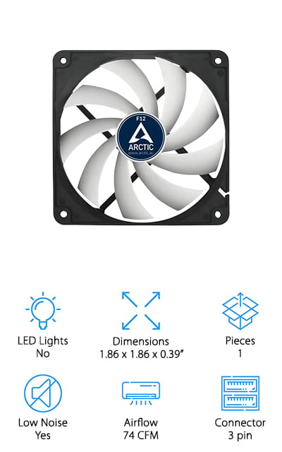 ARCTIC Low Noise Case Fan