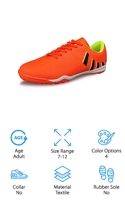 Hawkwell Indoor Soccer Shoes