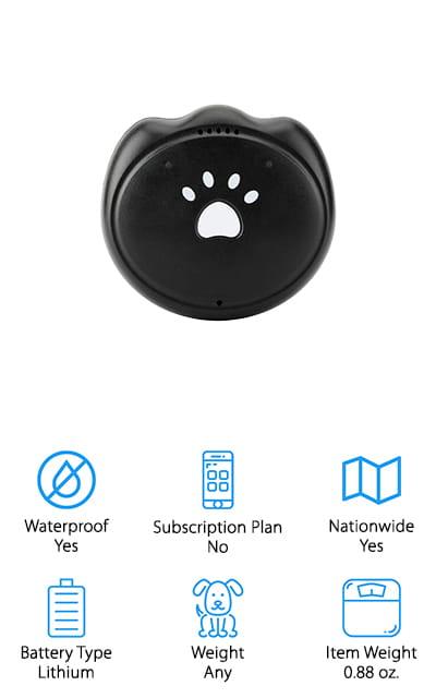 Jason Zeng GPS Pet Tracker