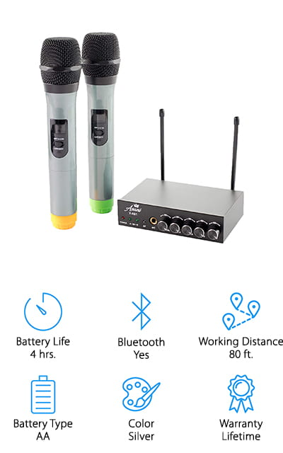 Asani Wireless Microphone System