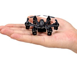 Mini Hexacopter Drone