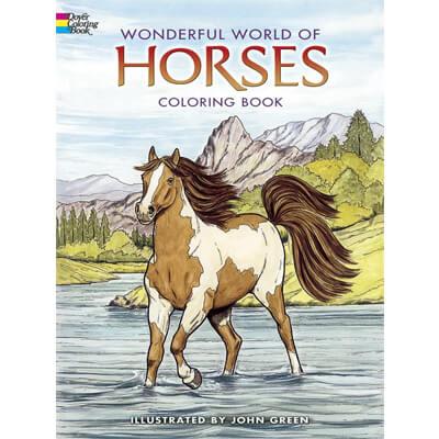 Wonderful World Of Horses