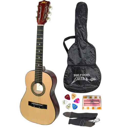Best Acoustic and Electric Children's Guitars