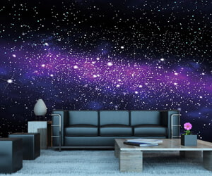 Galaxy Wallpaper Mural