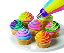 Three Color Icing Maker