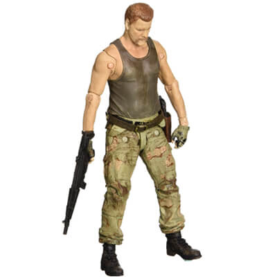 Abraham Ford Action Figure