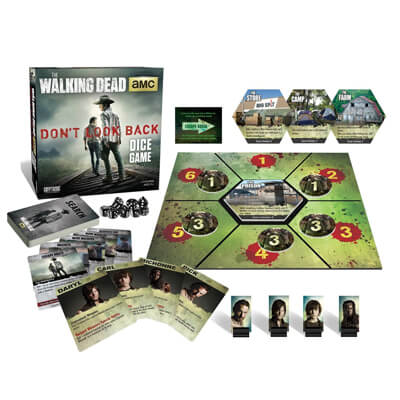 Walking Dead Dice Game