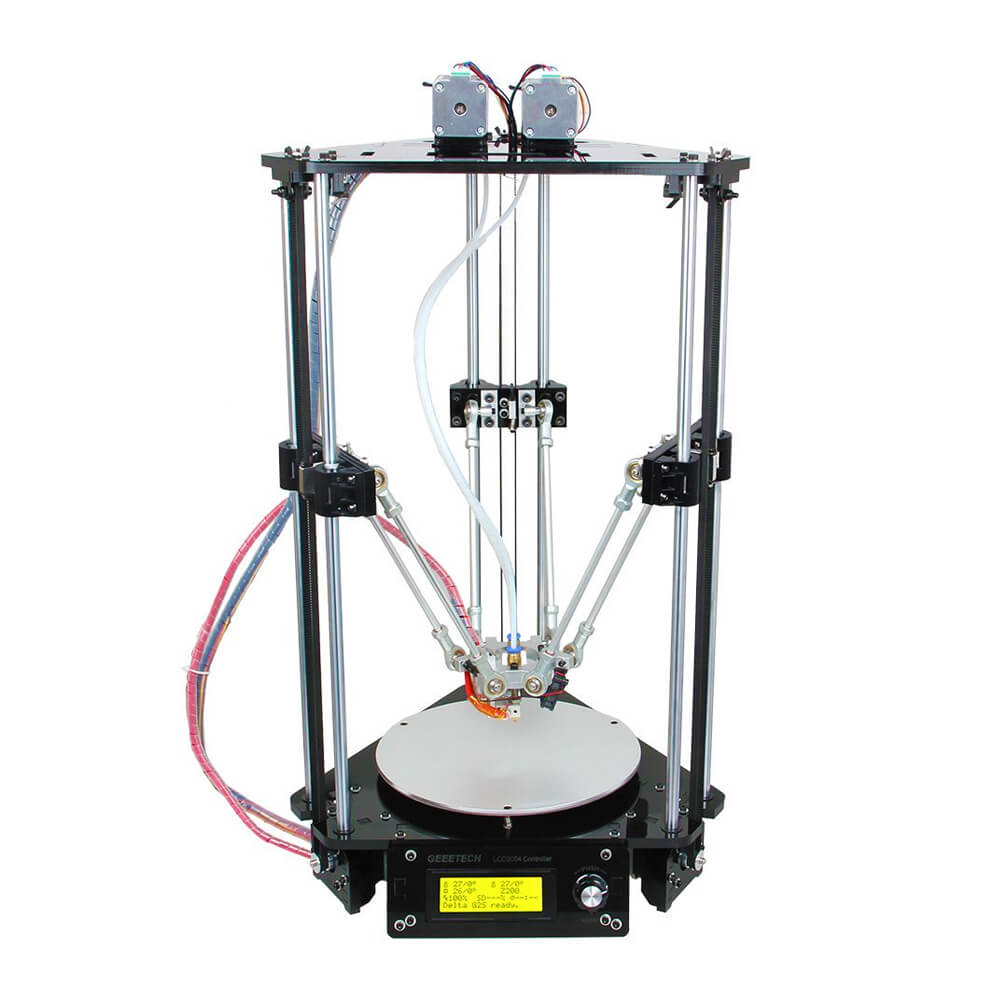 WER Delta Rostock mini G2s DIY kit