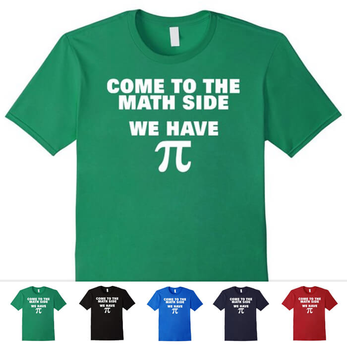 7d279507e093 Funny Science and Math Shirts - Geeky and Nerdy T Shirts