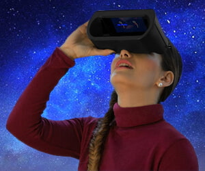 Augmented Reality Planetarium