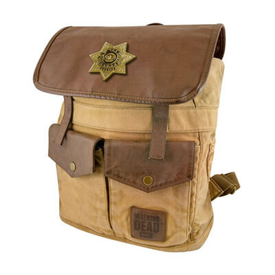 Rick's Sheriff Backpack