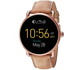 Fossil Touchscreen Smartwatch