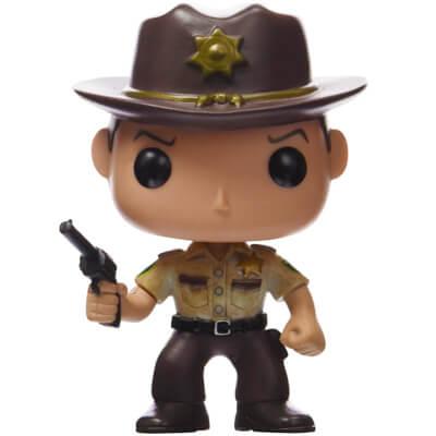 Funko Pop Sheriff Rick