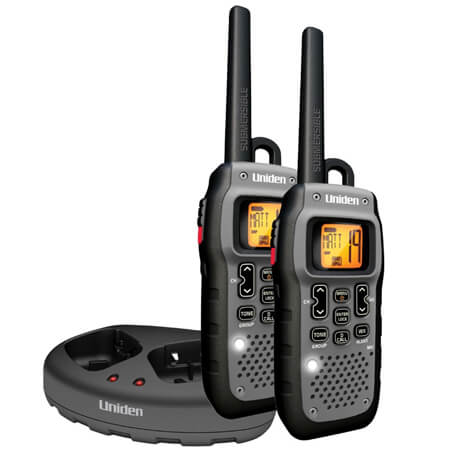 two way walkie talkie