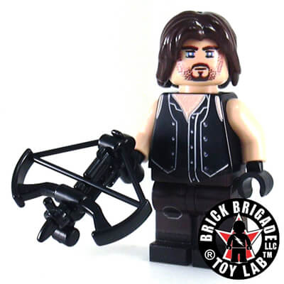 Daryl LEGO Mini Figure