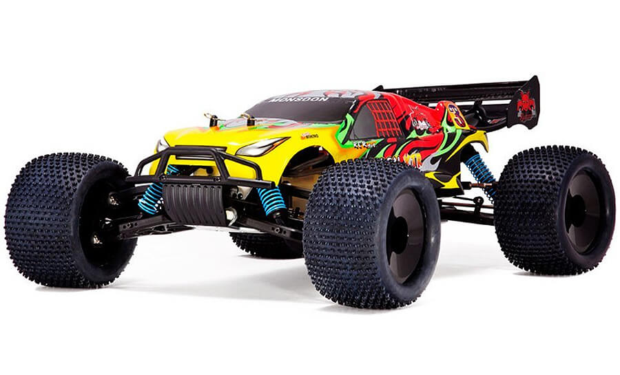 Redcat Monsoon XTR Nitro Truggy