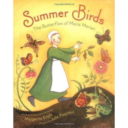 Summer Birds Animal Books