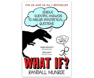 What If? Gift for Book Fans