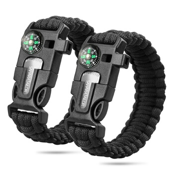 Best Survival Bracelet