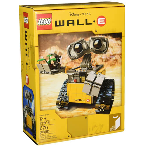 LEGO Ideas WALL E Kit