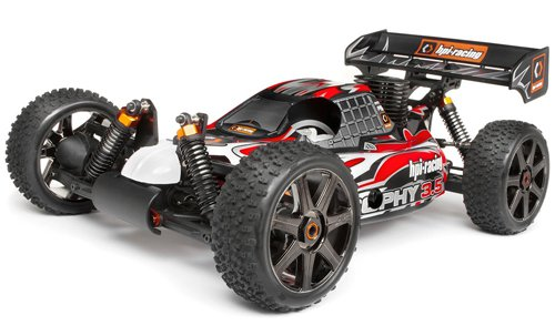 Redcat Backdraft 3.5cc Buggy Gas RC Car