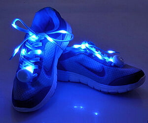 LED Light Shoelace