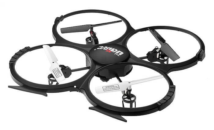 UDI U818A HD+ RC Quadcopter Drone